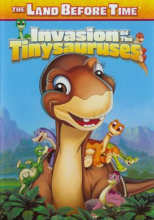 The Land Before Time XI: Invasion of the Tinysauruses 690x984