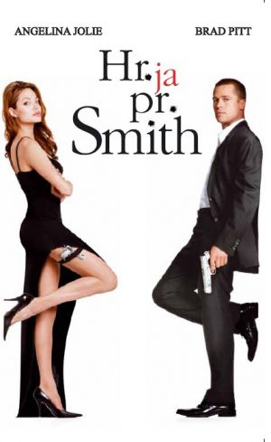 Mr. & Mrs. Smith 426x695