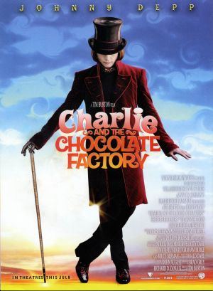 Charlie and the Chocolate Factory 2347x3196