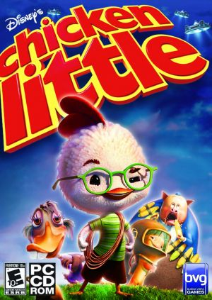 Chicken Little 771x1088