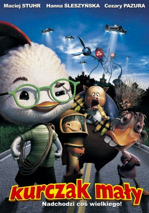 Chicken Little 1553x2222