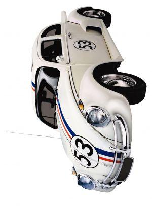 Herbie Fully Loaded - Ein toller Käfer startet durch 2621x3543
