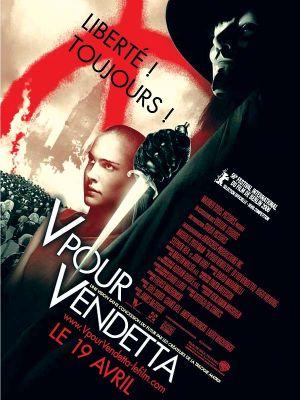 V for Vendetta 600x800