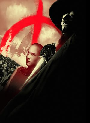 V for Vendetta 1475x2000