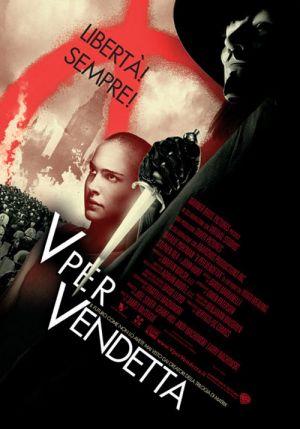 V for Vendetta 500x715