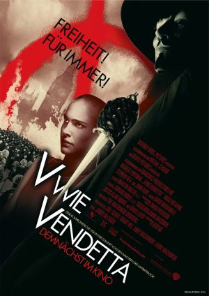 V for Vendetta 990x1400