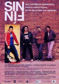 Sinfín poster