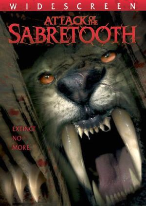 Attack of the Sabretooth 355x500