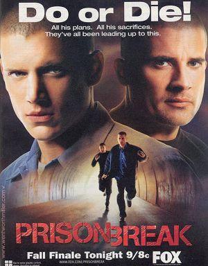Prison Break 600x768
