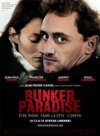 Bunker paradise poster