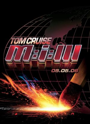 Mission: Impossible III 1461x2000