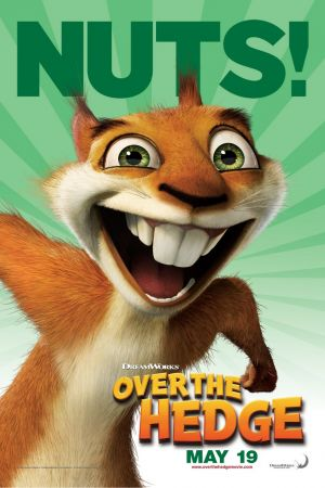 Over the Hedge 894x1341