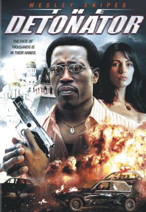 The Detonator Dvd cover