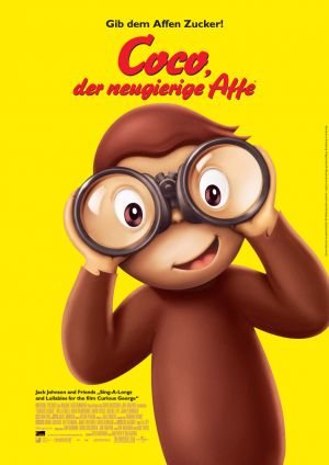 Coco - Der neugierige Affe 842x1191