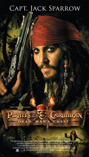 Pirates of the Caribbean: Dead Man's Chest 550x968