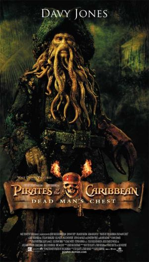 Pirates of the Caribbean: Dead Man's Chest 500x880