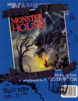 Monster House 928x1200