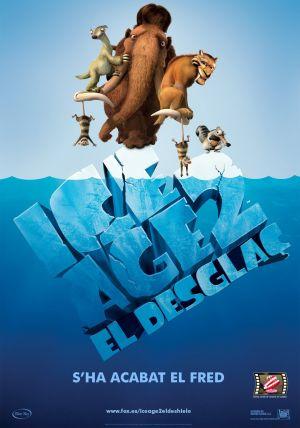 Ice Age 2 - Jäätikkö sulaa 1241x1772