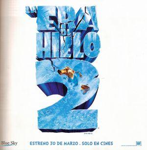 Ice Age 2 - Jäätikkö sulaa 1620x1650
