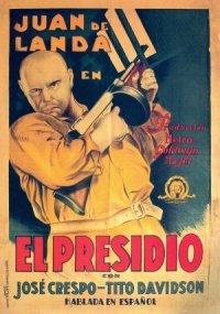 El presidio poster