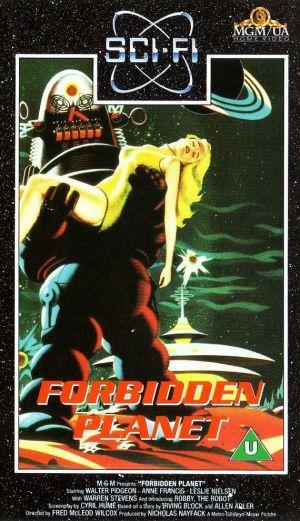Forbidden Planet 570x989