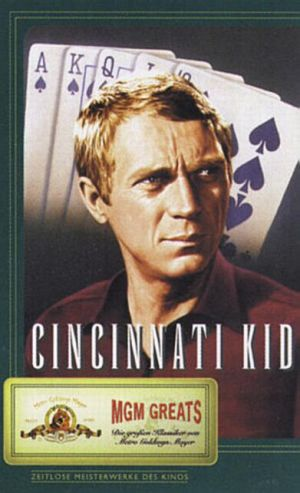 The Cincinnati Kid 391x643