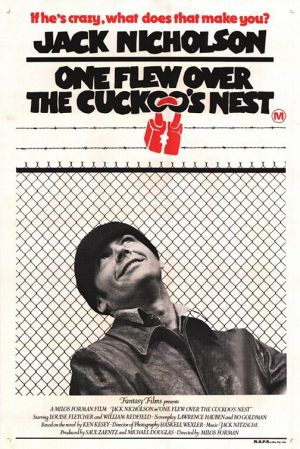 One Flew Over the Cuckoo's Nest 504x755