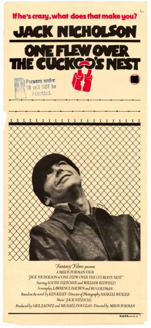 One Flew Over the Cuckoo's Nest 665x1439
