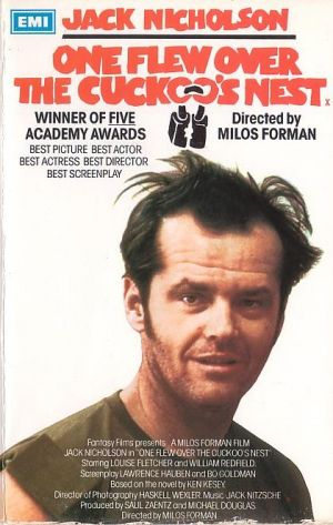 One Flew Over the Cuckoo's Nest 420x662