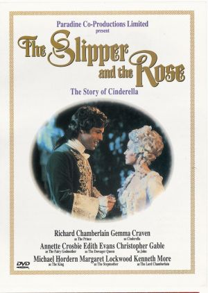 The Slipper and the Rose Cover