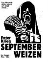 Septemberweizen Poster