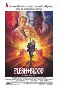 Flesh+Blood poster