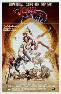Auf der Jagd nach dem Juwel vom Nil poster