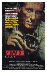 Outpost: Salvador poster