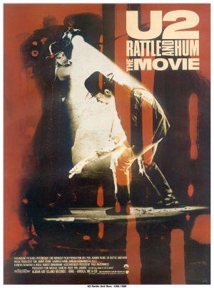 U2: Rattle and Hum 1287x1739