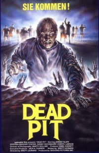 The Dead Pit poster