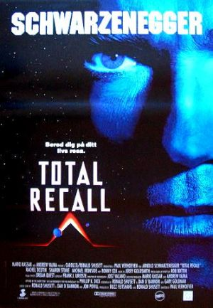 Total Recall - Die totale Erinnerung 333x481