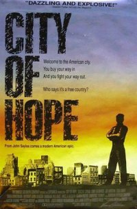 City of Hope poster