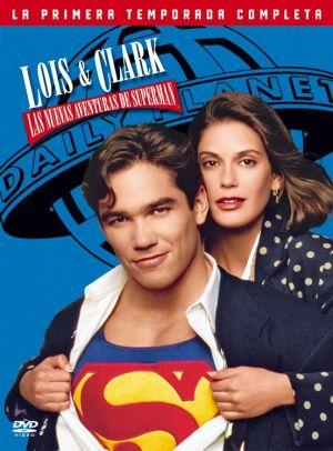 Lois & Clark: The New Adventures of Superman 553x749