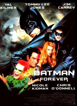 Batman Forever 1301x1787