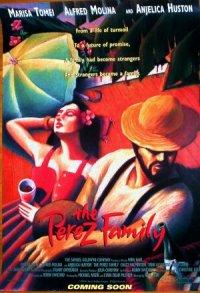 A Família Perez poster