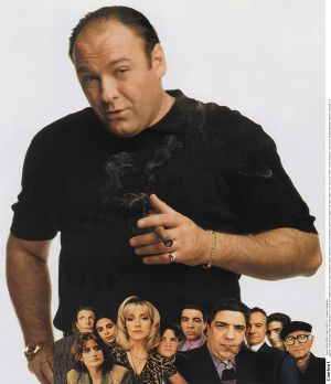 The Sopranos 1990x2307