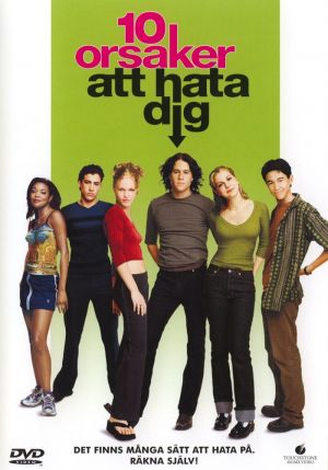 10 Things I Hate About You 700x1000