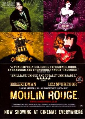 Moulin Rouge! 550x766
