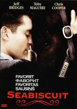 Seabiscuit 380x536