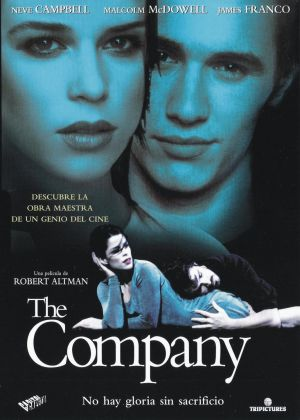 The Company Dvd cover