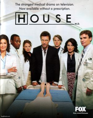 Dr. House 865x1100