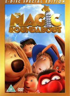 The Magic Roundabout Cover