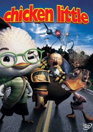 Chicken Little 1531x2175