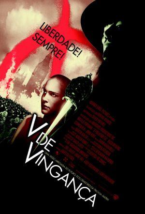 V for Vendetta 611x900